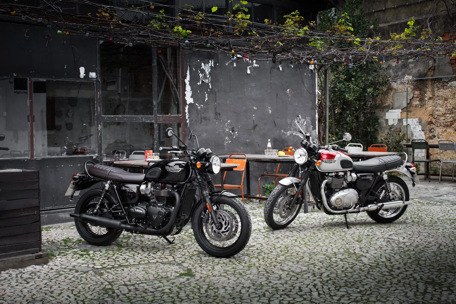 motorrad triumph bonneville t 120 ab 12 500 franken. Black Bedroom Furniture Sets. Home Design Ideas