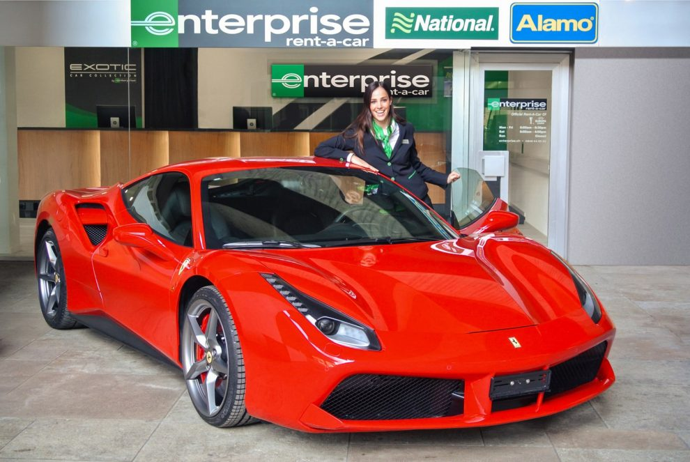 Enterprise Rent A Car Branches