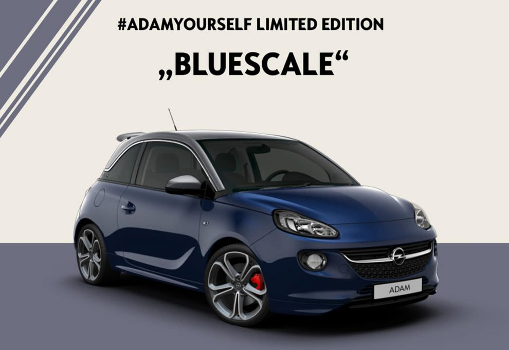 opel adam bluescale ist schweizer landessieger autosprintch. Black Bedroom Furniture Sets. Home Design Ideas