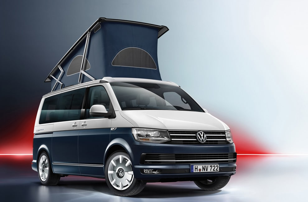 volkswagen california sondermodell in bulli look autosprintch. Black Bedroom Furniture Sets. Home Design Ideas