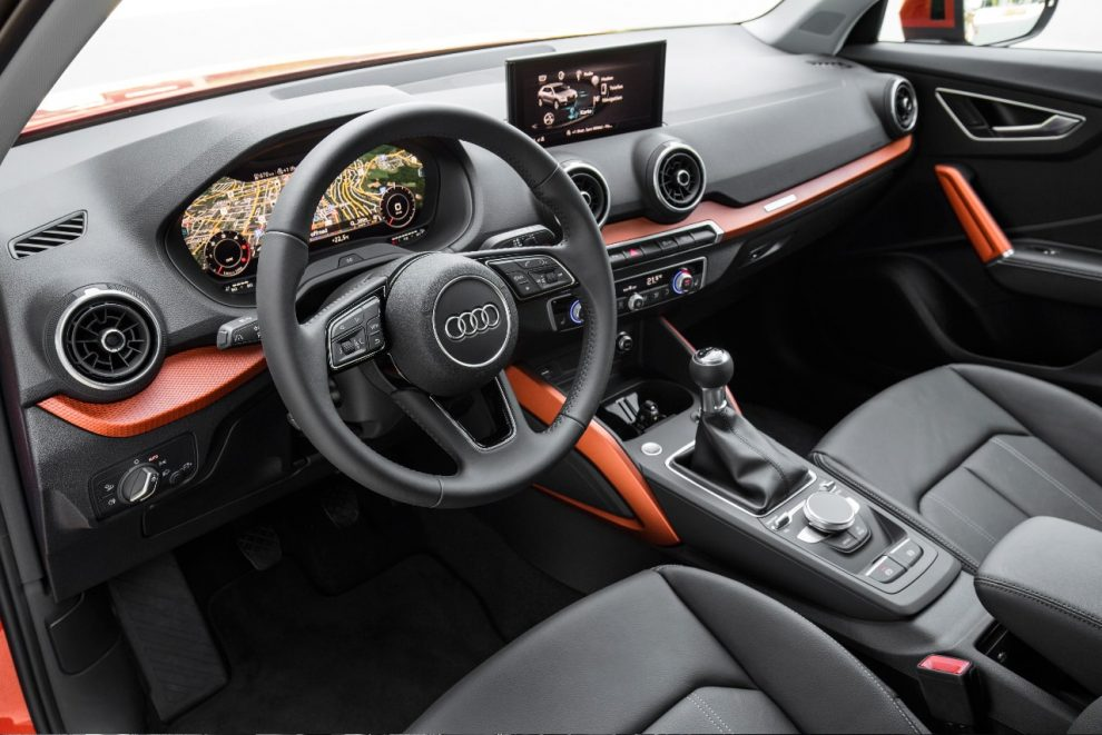 audi q2 mit anleihen beim ur audi sport autosprintch. Black Bedroom Furniture Sets. Home Design Ideas