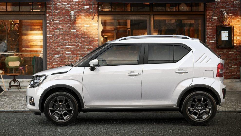 Suzukis Ignis Der Neue Micro SUV Ist Ein Attraktives Angebot Mit Seinem Pfiffigen Design Und Dem Allradantrieb Er Einmalig