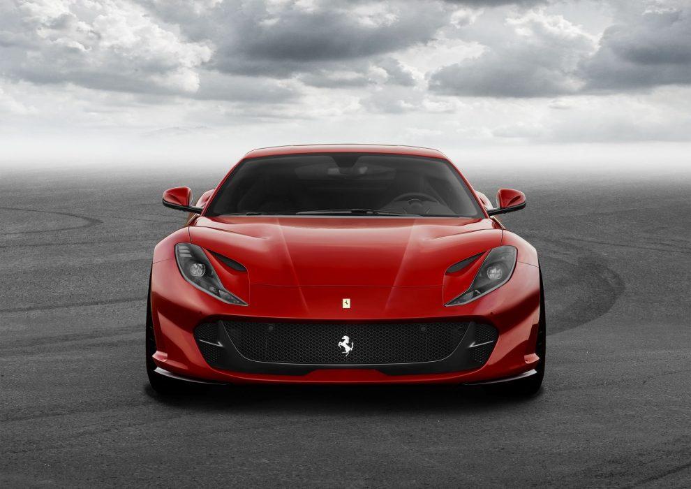 Schnellster Ferrari