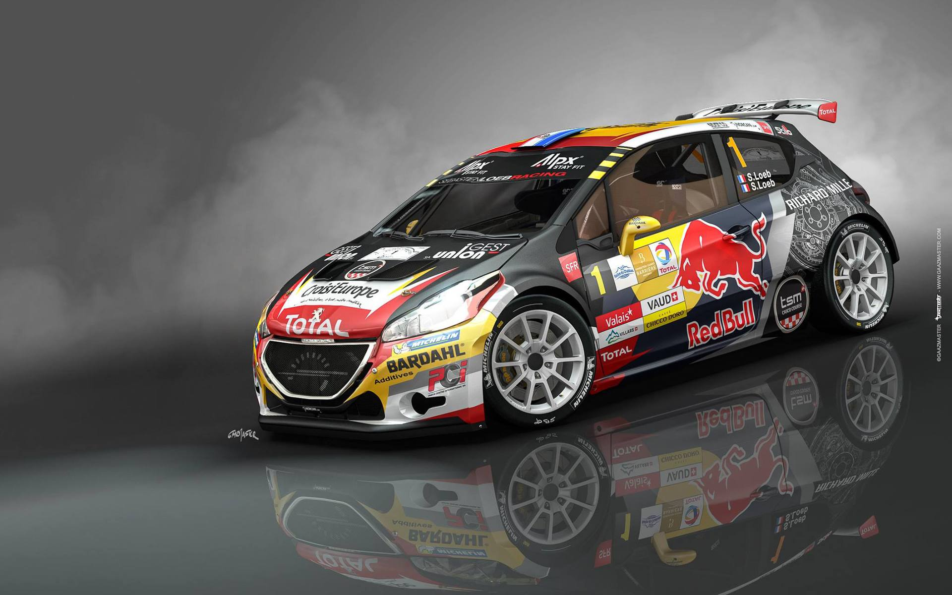 rallye du chablais s bastien loeb pr ft die schweizer elite. Black Bedroom Furniture Sets. Home Design Ideas
