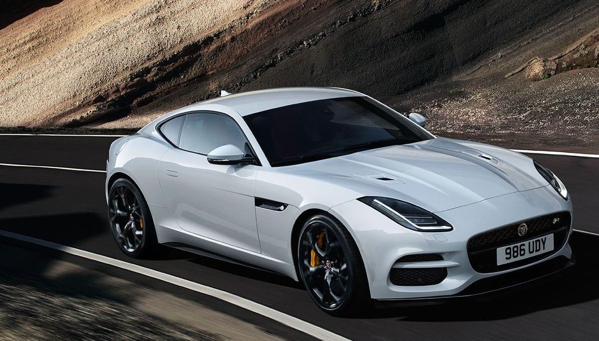 jaguar f type mit neuem turbobenziner autosprintch. Black Bedroom Furniture Sets. Home Design Ideas