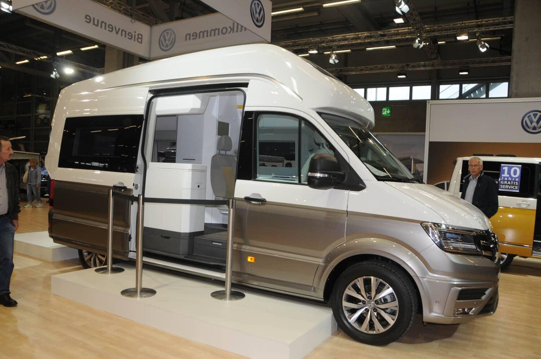 suisse caravan salon volkswagen california xxl. Black Bedroom Furniture Sets. Home Design Ideas