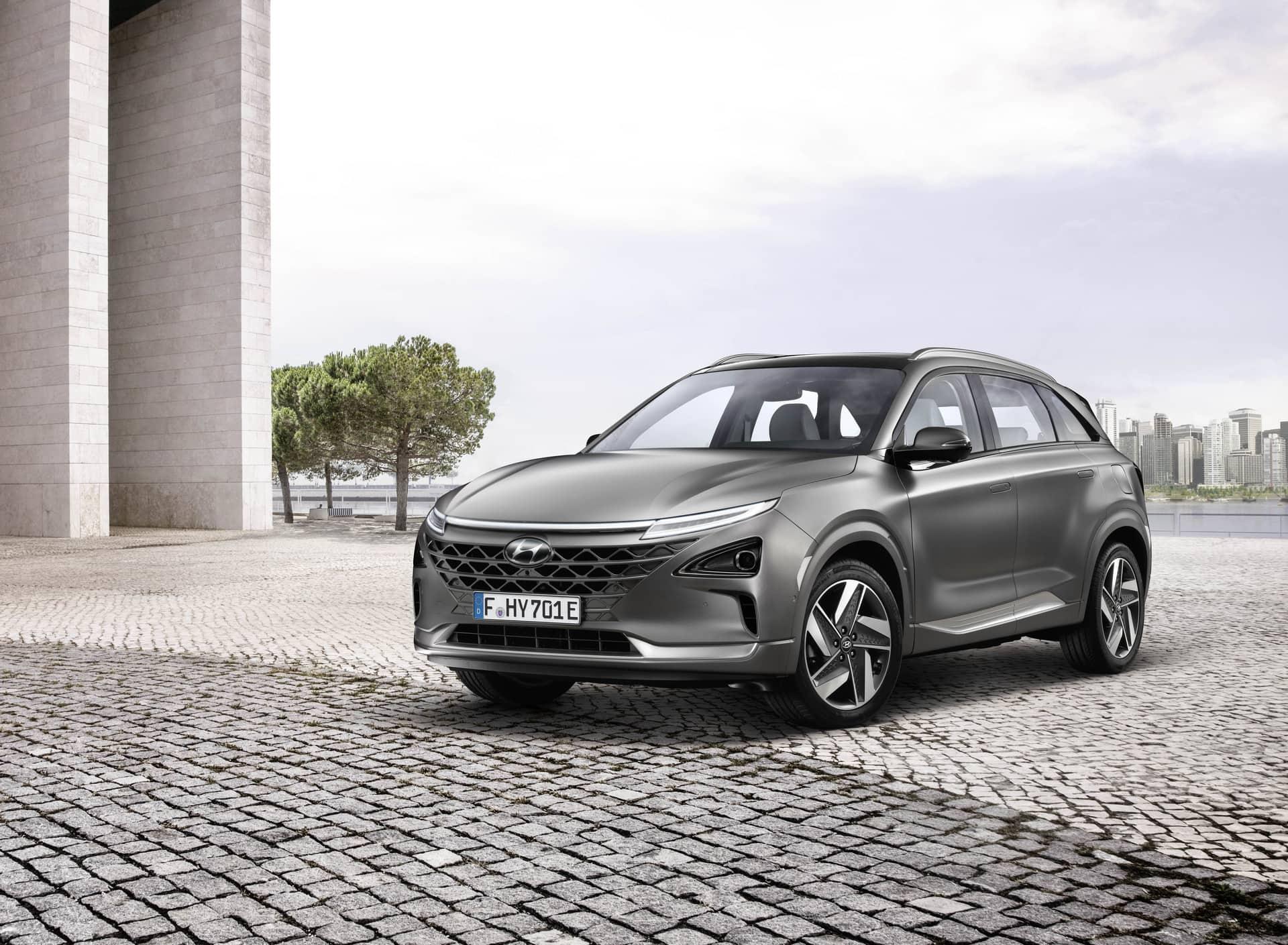 Genf 2018: Nexo zeigt die Hyundai-Zukunft - AutoSprintCH