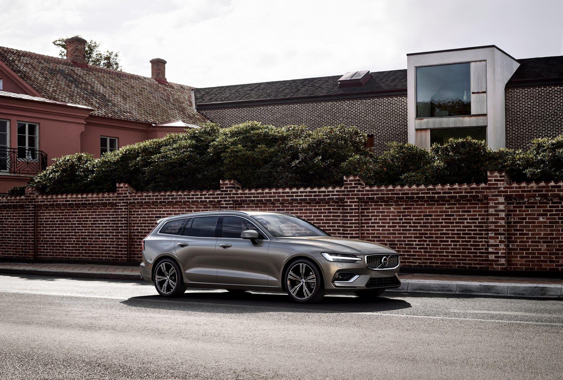 2019 Volvo V60 Cross Country >> Genf 2018: Volvo V60 gibt es auch im Abo - AutoSprintCH