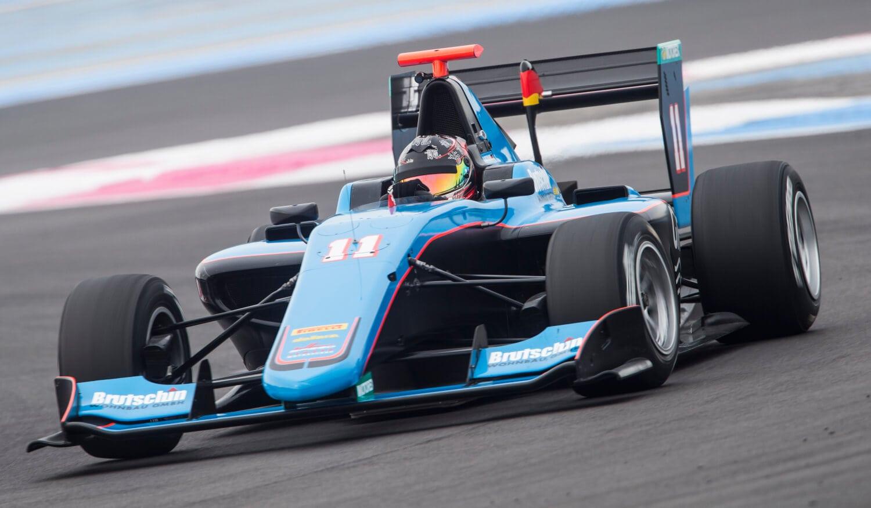 Rennwagen: Neue FIA Formel 3 ersetzt GP3-Serie