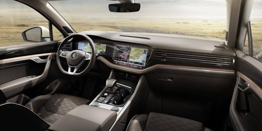 VW: Der neue Touareg als Meilenstein