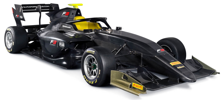 Formel 3: Der Dallara für die neue Ära