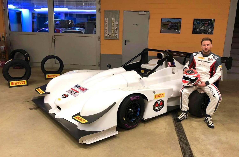 Michel Zemp: Vom Cupra TCR in den E2-Sportwagen