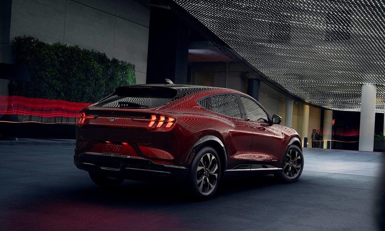 Los Angeles 2019: Mustang Mach-E von Ford 🎥 - AutoSprintCH