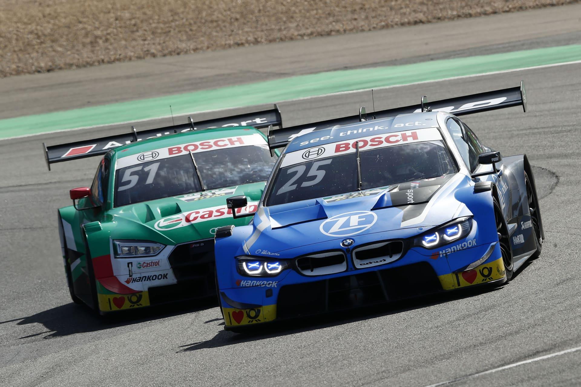 DTM 2021: Sprint-Rennserie auf GT-Basis
