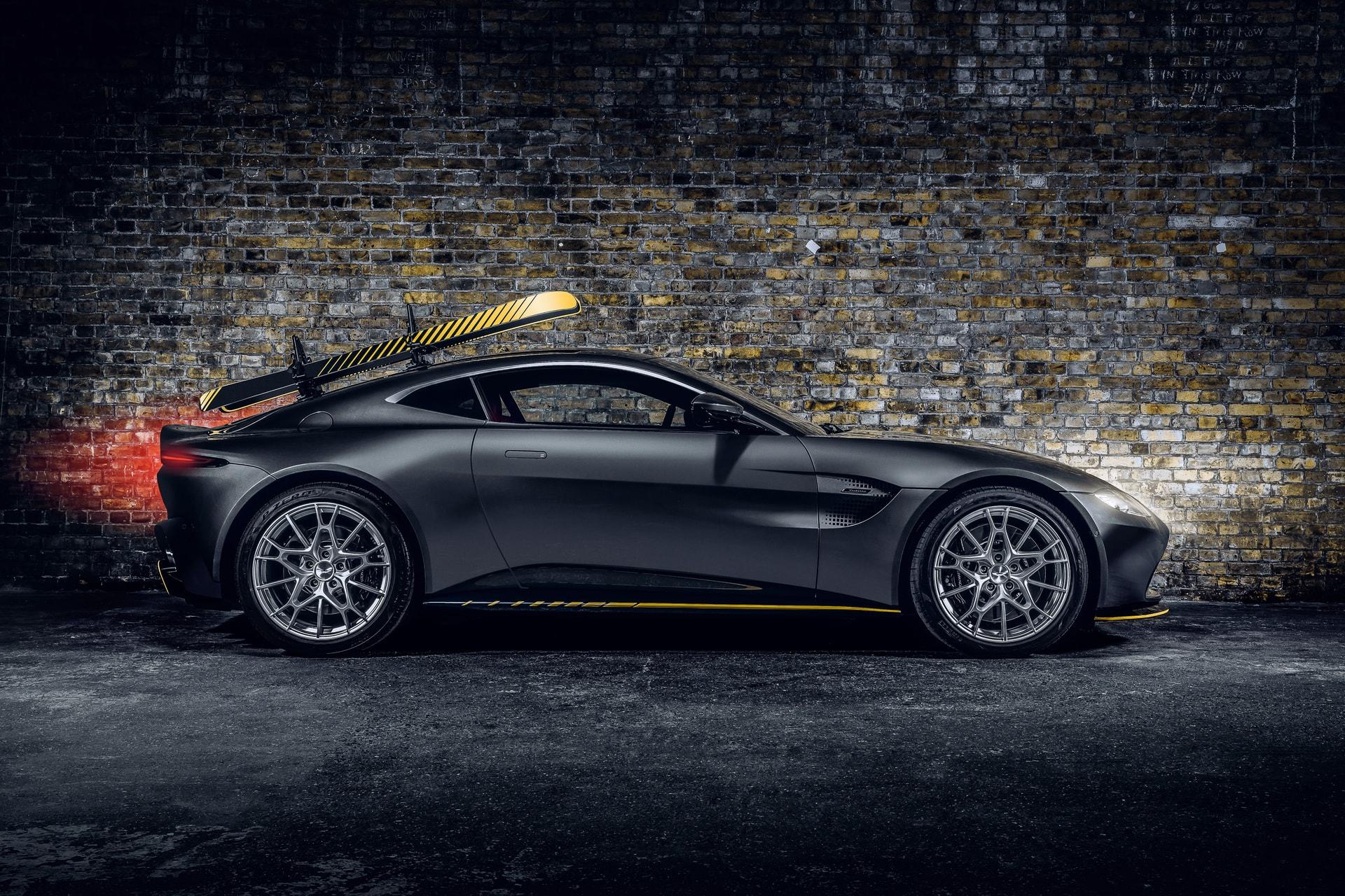 Aston Martin Editionen Im Namen Von 007 Autosprintch